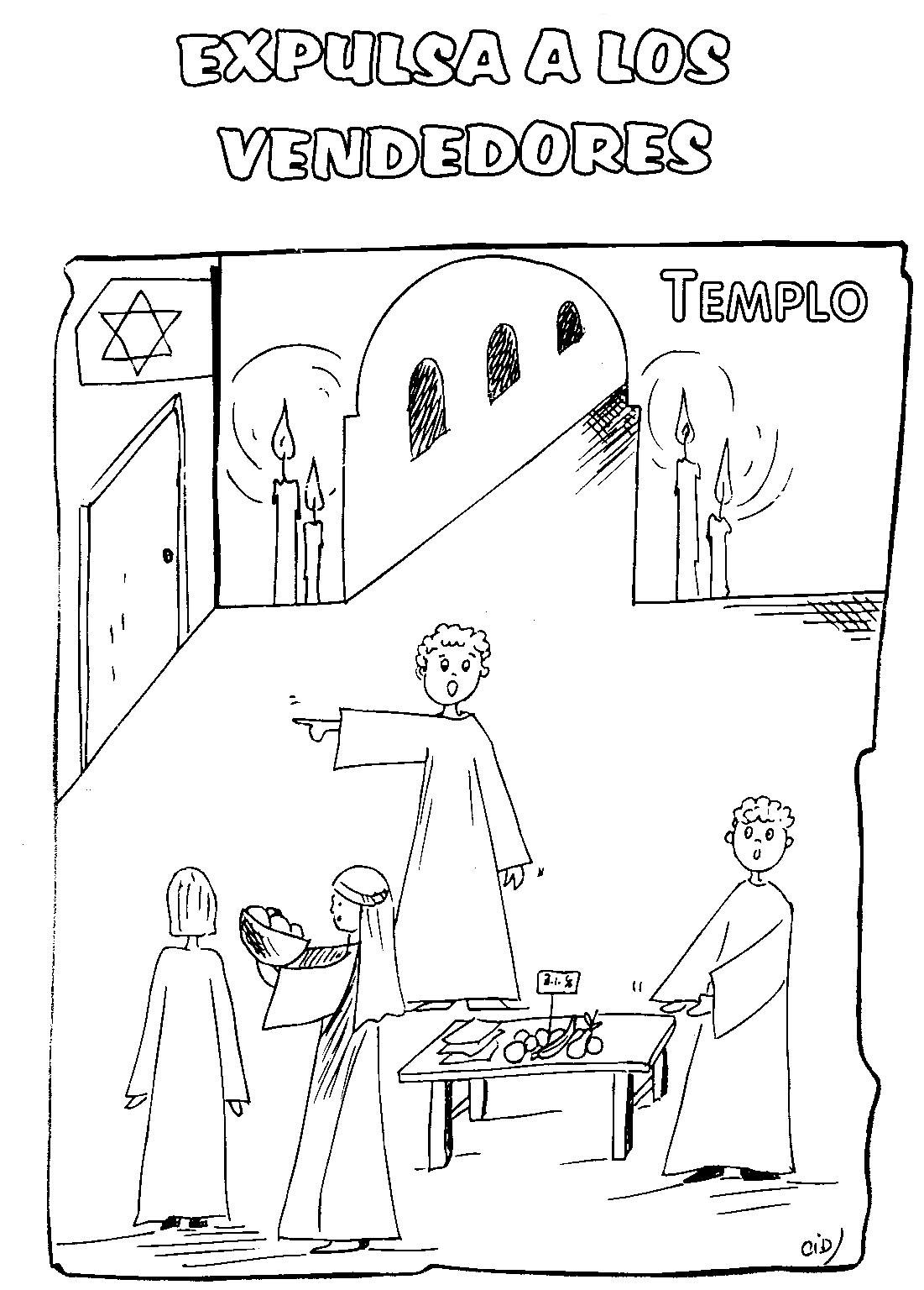 Parroquia La Inmaculada: Recursos para el domingo 9 de noviembre