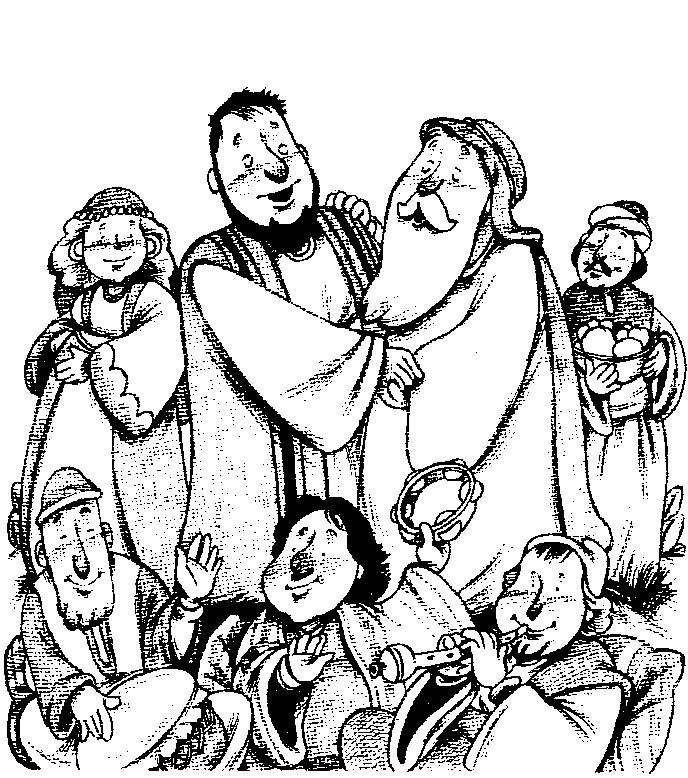 Los israelitas en el desierto