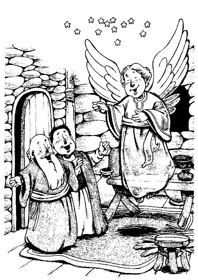 Hermosa Viejo Testamento Para Colorear Molde - Dibujos Para Colorear ...