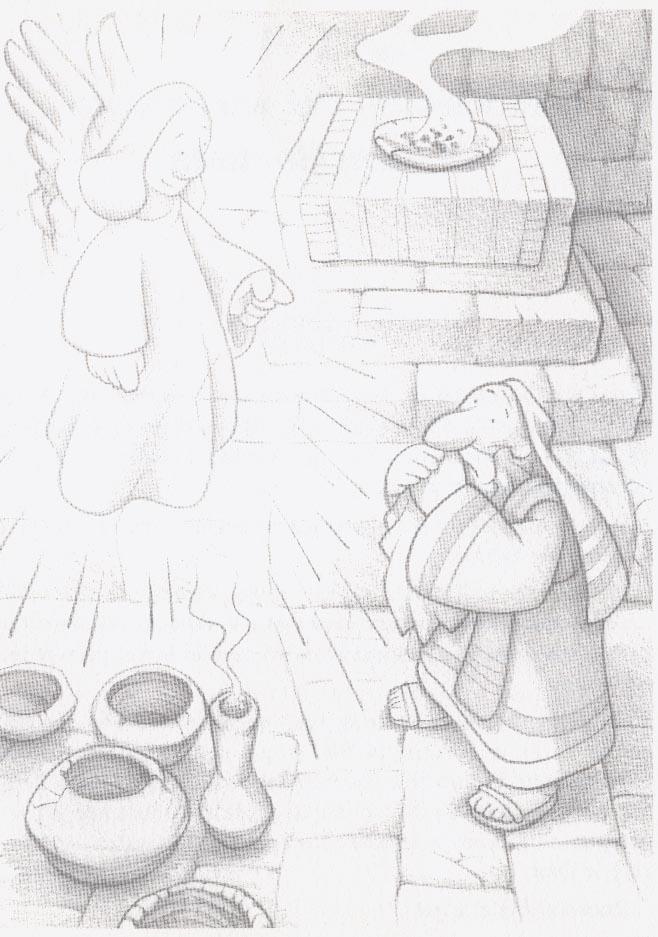 Lujoso Descripción De Nacimiento De Juan El Bautista Motivo ...