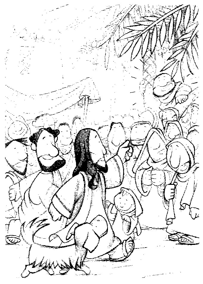zaqueo coloring pages - photo #16